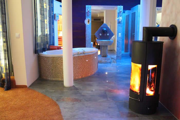 Die Penthouse Suite im Wellness-Hotel Plankl in Altötting