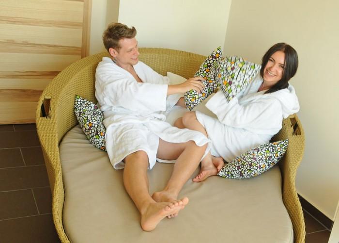 Romantikurlaub zu zweit im Thula Wellnesshotel