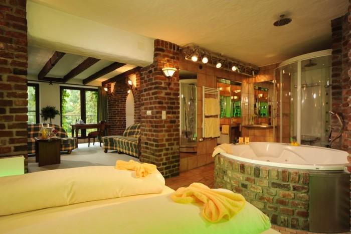 Schöne Suite im Hotel Gut Höhne in Mettmann