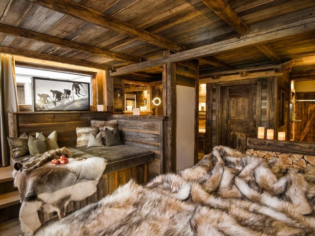 Kuschelige Almsuite im Hotel Alpin Juwel im Salzburger Land