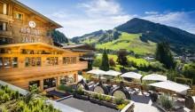 Außenansicht Hotel Alpin Juwel im Salzburger Land