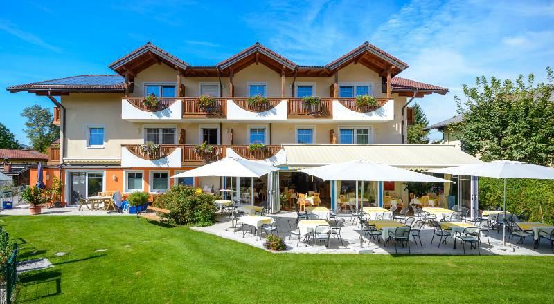 Hotel Himmelreich in der österreichischen StadtSalzburg
