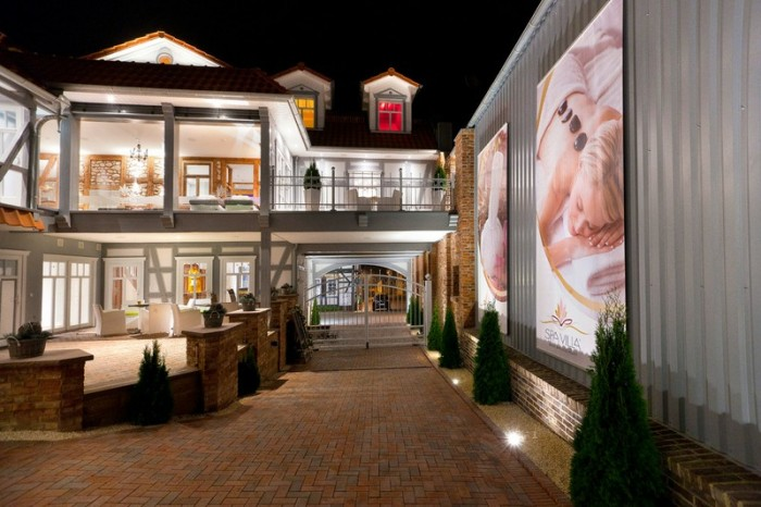 SPA VILLA - Beauty & Wellness Resort im Eichsfeld