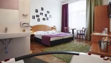 Exklusives Whirlpool-Zimmer im Hotel Donauwalzer in Wien