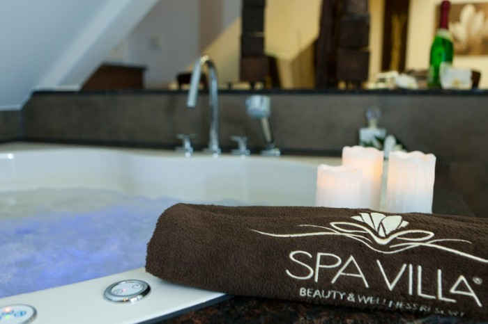 SPA VILLA - Beauty & Wellness Resort im Eichsfeld: Suiten mit ...